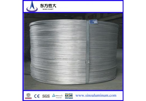 6101 Aluminium alloy wire with factory price