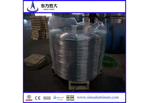 6201 Aluminium Wire Polishing