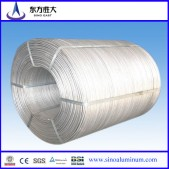 aluminum wire rod for electric cable/