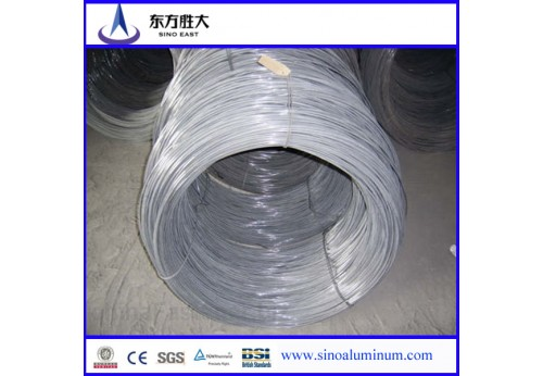 UL certificated bonding ec 1350 aluminum wire rod