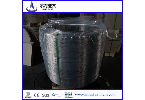 China Aluminium Wire Rod AAA1350 Electric Quality