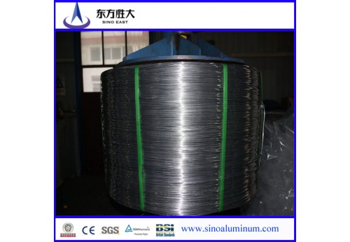 China Aluminium Wire Rod AAA6201 Electric Quality