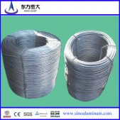 high tensile strength aluminum wire rod