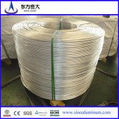 hot selling aluminum wire rod 6201 China CN.