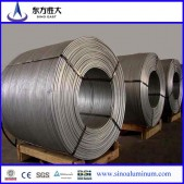 Low price with good quality !!! Aluminum Wire Rod 6101