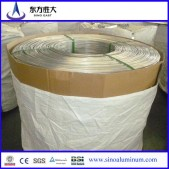 Supplier aluminum wire rod 6101 in China