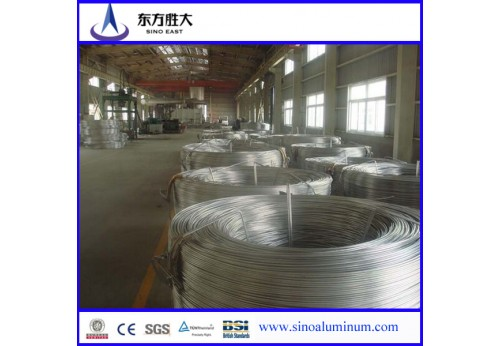 Widely popular used ec 1350 aluminum wire rod
