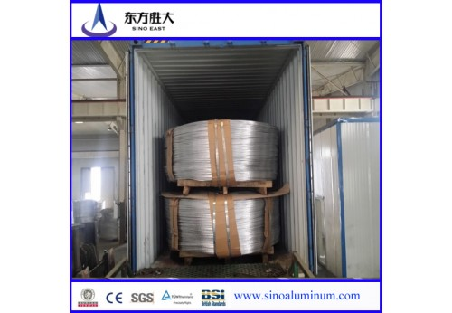 Aluminium alloy wire rod 6201