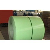 Prepainted coil mill supply color painted aluminum coil standard sizes factory