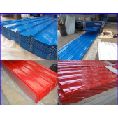 Zinc Aluminium Coated Steel Roofing Sheet Supplier