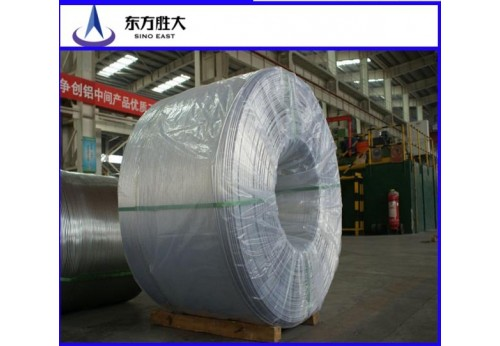 1350 Aluminium Wire Rod, Used for Conductor 9.5mm