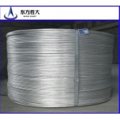 Extrusion aluminium wire for electrical wire