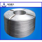 Enameled aluminum wire from factory
