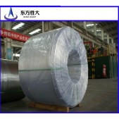 Magnet Bare Flat Aluminum Wire Rod supplier