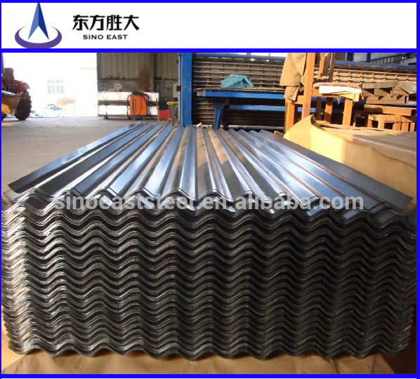 High Quality Best Price Galvalume Corrugated Roofing